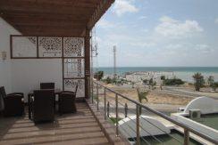 Un village haute standing vue mer comporte des villas et des appartements à vendre à la zone touristique Aghir Midoun