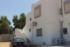 deux appartements en s+3 meublée à tézdaine à louer pour vos vacances à Djerba
