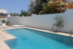 Maison meublée avec piscine s+3 proche la mer à louer à Aghir Djerba