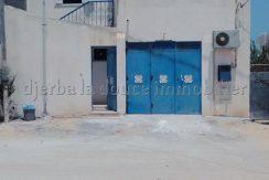 Petite maison avec garage à vendre à Fatou Houmt souk Djerba