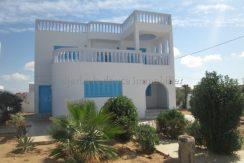 une maison s+3 meublée à louer proche la mer et la plage de Hessi jerbi Zarzis