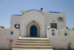 maison meublée avec piscine vue de lagune à louer à Djerba Midoun