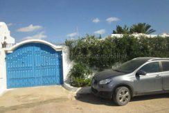 Maison S+2 semi Meublée A Louer A Djerba Midoun Proche Centre Ville