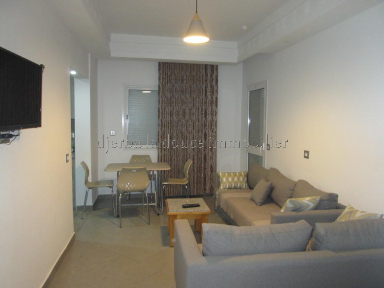 Des appartements de luxe proche de centre ville à louer pour les vacances à Midoun Djerba