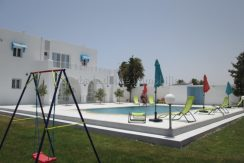Appartements meublés avec piscine pour vos vacances à Djerba Mezraya proche la plage
