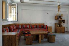 Maison neuve avec piscine proche de la mer à louer pour les vacances à Tézdaine Djerba