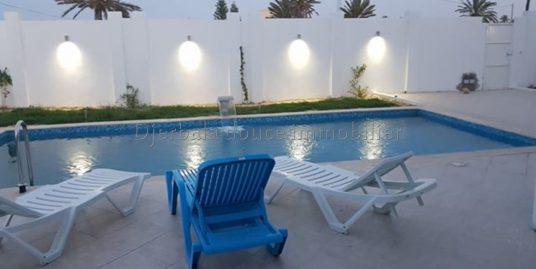 une belle villa haute standing avec piscine à louer à Djerba Midoun – Djerba – Djerba