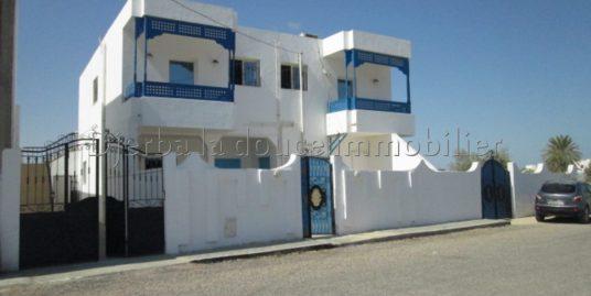 trois appartement Titré a vendre derrière ISET pas loin de Géant à midoun