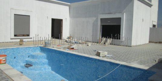 Villa titrée toute neuve à vendre fini  à Djerba Midoun Temlel Route Tezdaïne