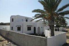 Charmante villa titrée à vendre à Djerba Midoun zone touristique le Phare