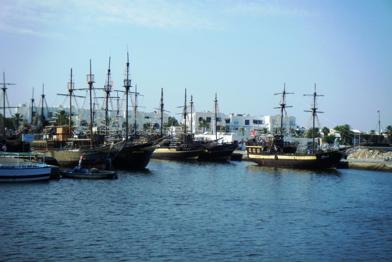 Un appartement vue de mer a vendre  à Marina Djerba