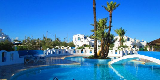 charmante villa avec piscine  proche de la mer a tézdaine_Djerba