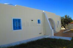 Villa toute neuve titrée en ZU  à vendre à midoun