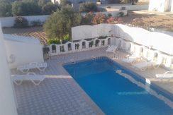 Une maison coquette avec piscine vue de mer  à tézdaine_Djerba