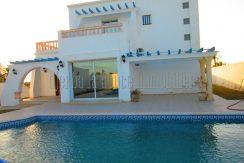 Belle villa vue de mer meublé à Tézdaine Djerba Midoun