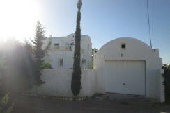 villa meublé vue de mer et de lagune à tezdaine Djerba