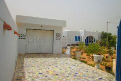 Charmante villa indépendante à louer sans meuble à Tézdaine Djerba MIDOUN