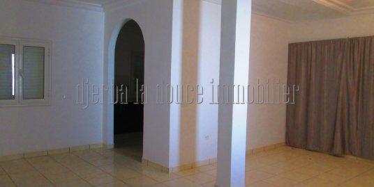Appartement  s+2 sans meuble à louer à l'année à Djerba Midoun
