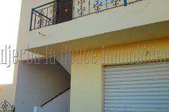 Appartement meublé à louer sur la route d'Aghir Djerba Midoun