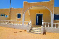 Maison à louer sans meuble à Djerba Midoun Tézdaine