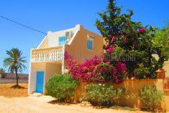 Appartement à louer sans meuble à l'année route du Phare Djerba Midoun