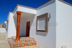 Villa de nouvelle construction à louer à l'année sans meuble à Midoun proche centre ville