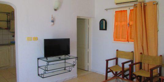 Petite maison s+1 meublée à louer pour vos vacances ou à l'année à Djerba Midoun Tézdaine