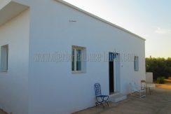 Villa récente à louer avec ou sans meuble à l'année  ou à courte période sur Tézdaine Djerba Midoun