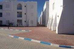Appartements avec titre bleu  à vendre dans une résidence gardée  proche Géant Djerba Midoun
