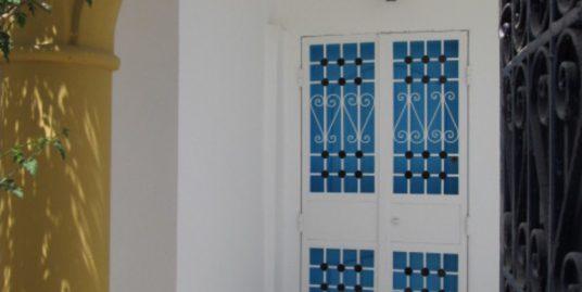 Un Prix choc  pour vos vacances ! rez de chaussée d'une maison meublée à louer à Djerba Midoun Cité Erriyadh Ouled Amor – Djerba