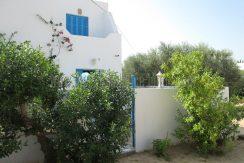 Maison meublée bord de mer à louer à l'année à Djerba Midoun zone touristique proche club med