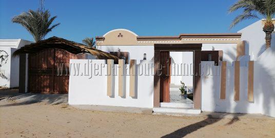 Maison récente s+3 à vendre à Djerba Midoun route du phare
