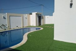 Villa neuve avec piscine à vendre à Djerba houmt souk – Djerba