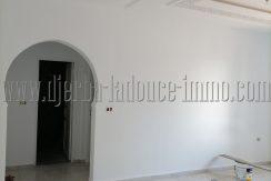 Un spacieux appartement s+2 neuf à louer sans meuble proche centre ville de Midoun
