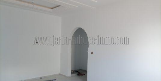 2 Appartements s+1 neufs à louer sans meuble à Djerba Midoun