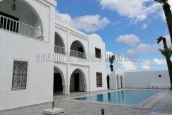 Jolie maison d'hôtes récente à louer à Djerba Sédeguiène