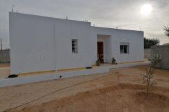 Maison à louer meublée à l'année à Djerba Guechiin – Houmt souk
