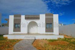 Une belle maison toute neuve à louer proche Géant Midoun