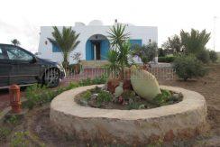 Une jolie Maison Avec piscine meublée à location annuelle à Djerba Houmt Souk Guécheine