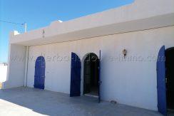 Une Maison Rénové plain pied à louer sans meuble à Tézdaine