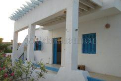 Une jolie Maison pied dans l'eau meublée à louer à la zone touristique Aghir