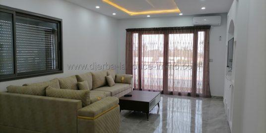 Des Appartements meublés en très hauts standing à louer pour les vacances à Djerba-zone touristique-Le phare