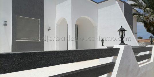 Une charmante Villasans meuble à louer à l'année à Tézdaine _ Djerba