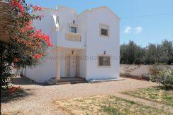 Une Ravissante Villa meublée à louer à l'année à Tézdaine – Djerba Midoun