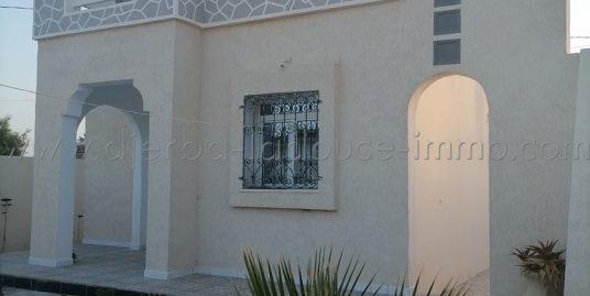 Une maison à louer à l'année à Tézdaine – Djerba