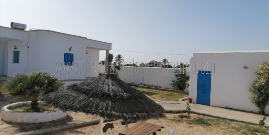 Une Jolie Petite Maison à louer meublée à l'année à Tézdaine – Midoun