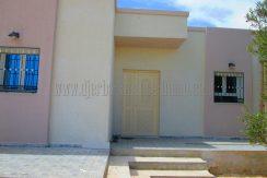 Jolie maison meublée À Louer À L'année À Tézdaine – Djerba Midoun